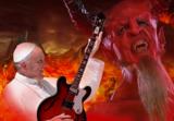 Papa Francesco suona la chitarra con Satana.png