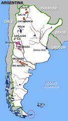 Cartina Argentina con isoletta a Sud cerchiata in rosso.jpg