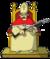 Benedetto XVI con fucile in mano.png