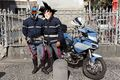 Mazinga Z e Goku vestiti da poliziotti.jpg