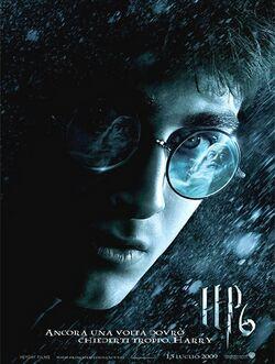 Grande nero Harry figa