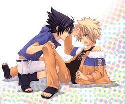 Sasuke e Naruto sesso gay mogli sui neri