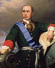 Vlad Il'ič Uljanov Ras Putin
