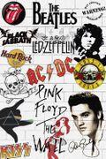 Muro con vari simboli rock.jpg