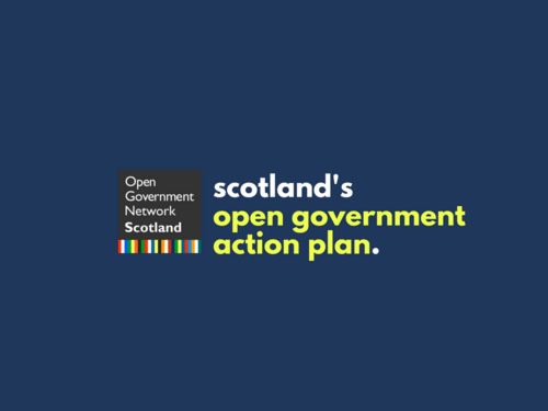Scotland's open government action plan