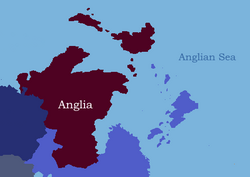 Anglia's location.