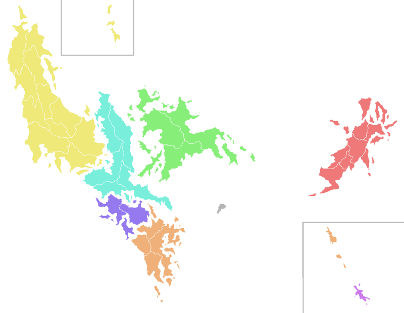 Provinces of Yamatai