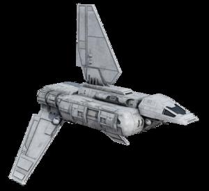 Kawazaki Ki-68 Shiun-class lander