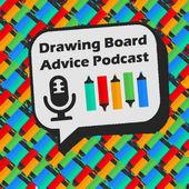 File:DrawingBoardAdvicePodcastLogo.jpg