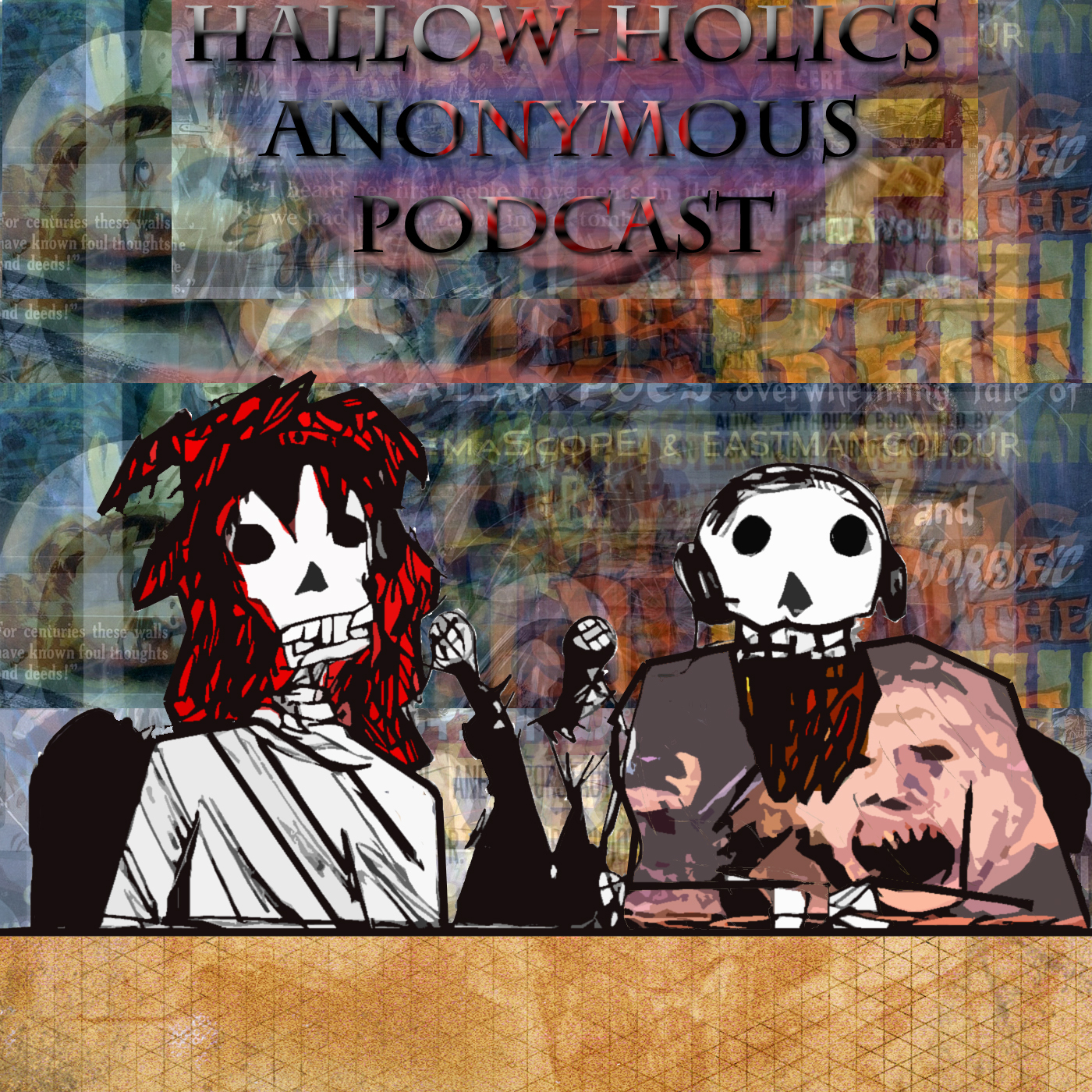 File:Hallow-Holics Anonymous Podcast Logo.jpg