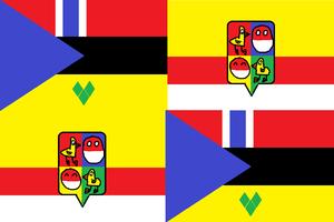 The great flag of the user Bresbeba