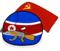Commie North Koreaball.png