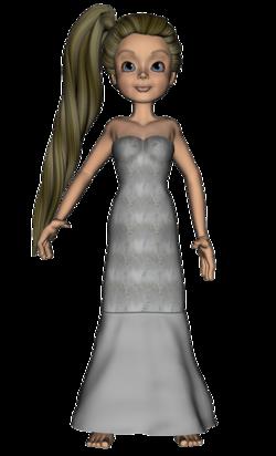 Koshini L33T Long Dress.png
