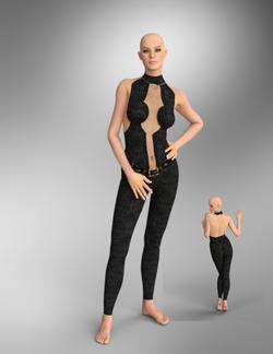 Ravenba-Backless catsuit for V3.png