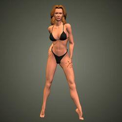Poser Nude Figures 5