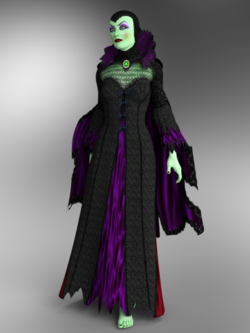 Mylochka-12 Days of Villainess - Maleficient.png