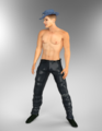 FreeFashion-Jeans, Shoes and Hat.png