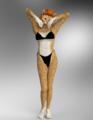 Little Dragon- Millennium catwoman V1-2.png