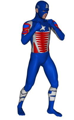 Cap America Skinbody Texture for M4.png