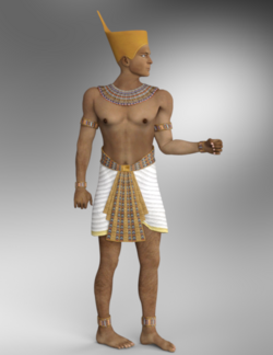 Don Albert-Poses Like an Egyptian - Michaels.png