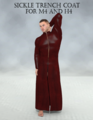 SickleYield-Sickle Trench Coat for M4 and H4.png