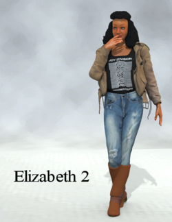 Elizabeth 2 Poser And Daz Studio Free Resources Wiki