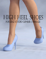 Digidotz-High Heel shoes for Daz Studio Genesis 3 Female.png