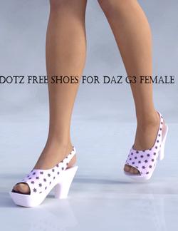 Digidotz-Dotz Free Shoes for Daz G3 Female.png