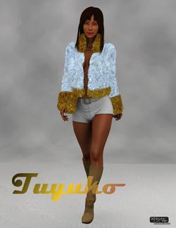 Tuyuko - Poser and Daz Studio Free Resources Wiki