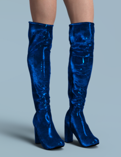 Velvet Boots for G3F and G8F.png