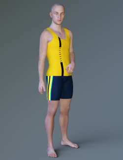 Genesis 3 Male - Poser and Daz Studio Free Resources Wiki