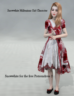 Preteen Girl/Faces and Morphs - Poser and Daz Studio Free