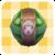 Sos items green alpaca yarn plus.png