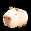 Capybara (White)