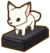 SOS Pioneers Items Decor White Fox Statue.png