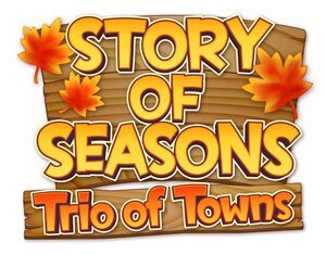 Story of Seasons: Trio of Towns NA Logo