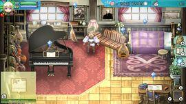 Margaret's House Inside