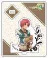 Rune Factory 4 Special Contents Seed Acrylic Stand Doug.png