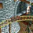 Battering Ram Coaster RCT2 Icon.png