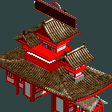 Japanese Park Entrance RCT2 Icon.png