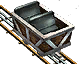 Wooden Wild Mine RCT3 Icon.png