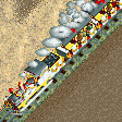 Maharaja Steam Train RCT2 Icon.png