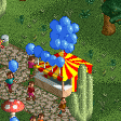 Balloon Stall RCT2 Icon.png
