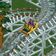 Side-Friction Roller Coaster RCT2 Icon.png