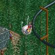 Sputnik Suspended Flying Coaster RCT2 Icon.png