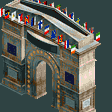 European Park Entrance RCT2 Icon.png