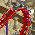 Compact Inverted Coaster RCT2 Icon.png