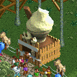 Ice Cream Cone Stall RCT2 Icon.png