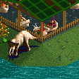 Triceratops Dodgem Cars RCT2 Icon.png