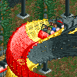Flying Turns RCT2 Icon.png